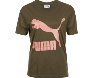Puma Archive Women Logo T-Shirt green (572905-14)