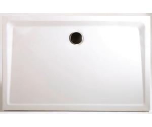 Schulte Duschwanne extra-flach 100 x 80 cm (D20100) ab 289,99 ... | {Duschwanne flach preis 56}