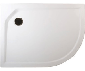 Schulte Duschwanne extra-flach asymmetrisch 120 x 90 cm (D20025 ... | {Duschwanne flach 120 x 90 72}