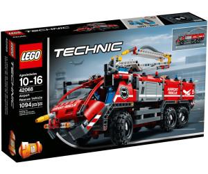 Technic Lego Secours Le Véhicule L'aéroport42068Au De Lj45AR