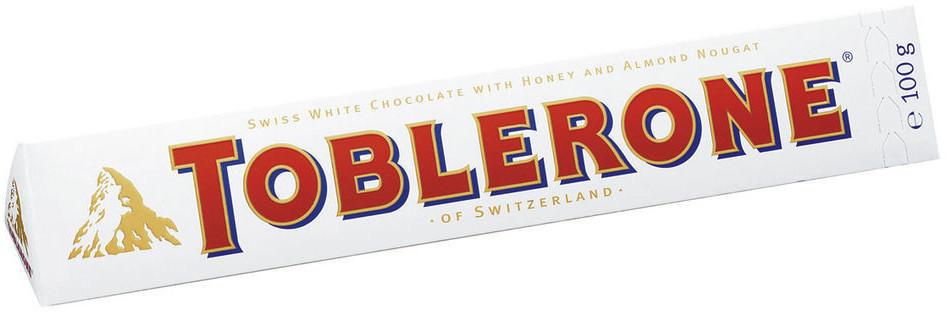 Toblerone Weiß