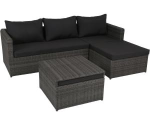 Gartenmöbel set alu 3 teilig  Gartenmöbel-Set Aluminium Preisvergleich | Günstig bei idealo kaufen