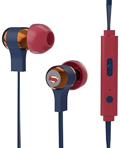 Image of Maikii Tribe Swing Earphones Superman