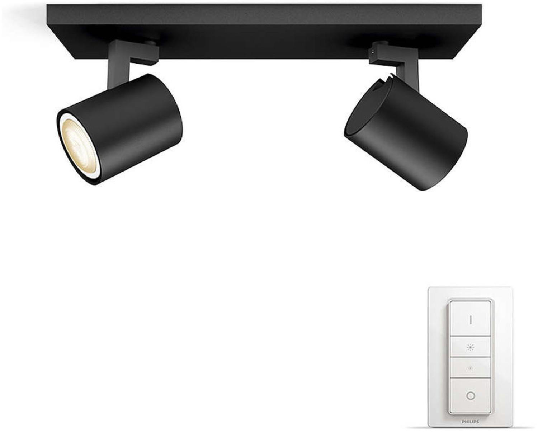 Philips Connected Luminaires Runner Hue Spot schwarz (5309230P7)