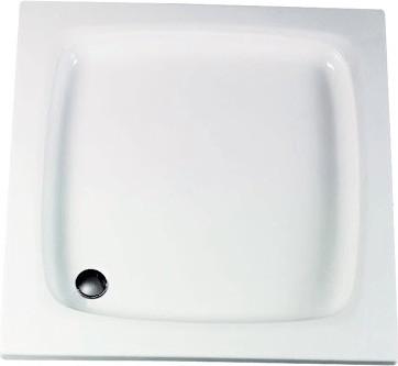 Schulte Duschwanne flach 90 x 90 cm (D9090)
