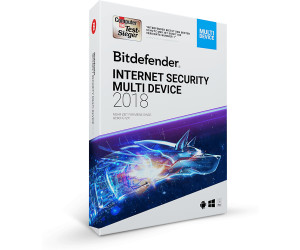 bitdefender internet security multi device 2018 3 user. Black Bedroom Furniture Sets. Home Design Ideas