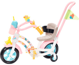 Babypuppen Baby Born Play&Fun Fahrradsitz günstig kaufen Baby Born-Puppen Zapf Creation 823712