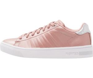 Damen Court Frasco Sneaker, Pink (Rose/White), 39 EU K-Swiss