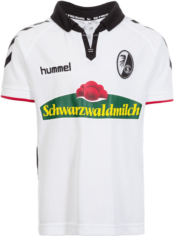 Hummel SC Freiburg Away Trikot Kinder 2017/2018