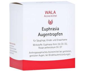 Wala-Heilmittel Euphrasia Augentropfen ab 3,32 ...