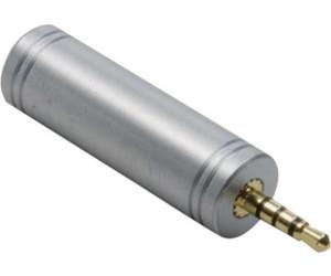 BKL Electronic Klinke Audio Adapter [1x Klinkenstecker 2 5