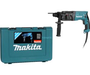 Makita Kombihammer inklusiv SDS-PLUS Bohrer-Set im Transportkoffer, 780 W, 230 V HR2470BX40
