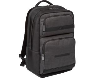 Sac à dos ordinateur Targus City Smart Advanced 15.6 pouces Noir / Gris OLJc0xrUt