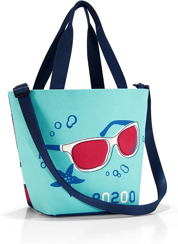 Reisenthel Shopper XS special edition aquarius