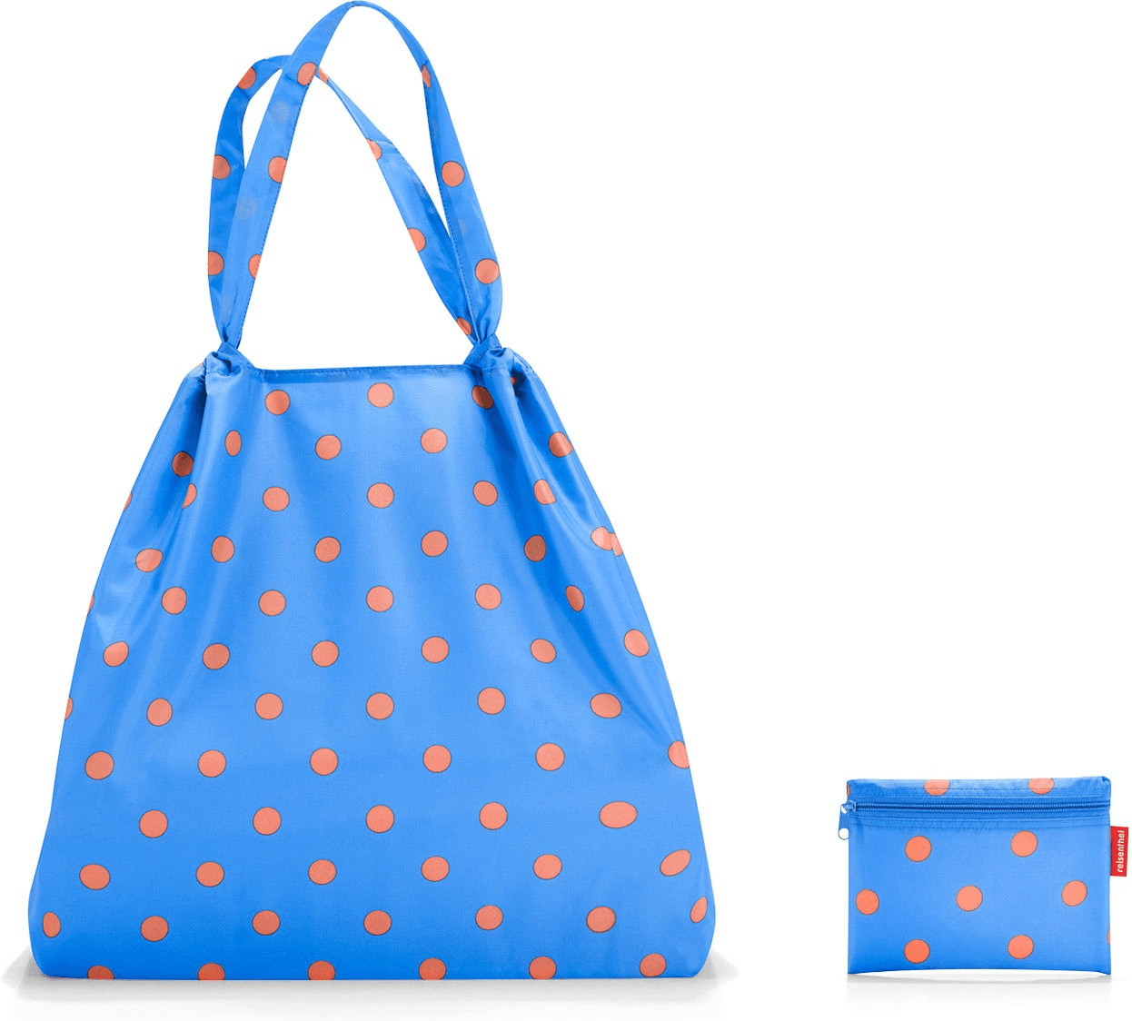 Reisenthel Mini Maxi Loftbag azure dots
