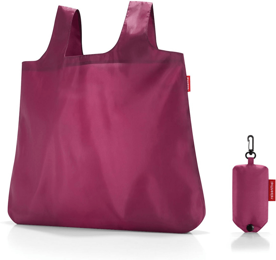 Reisenthel Mini Maxi Shopper Pocket damson