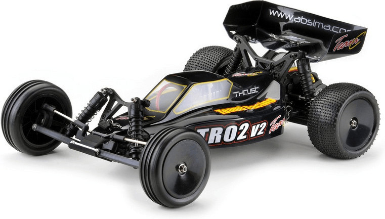 Team C Racing 1:10 EP Buggy 2WD RTR (TR02V2RTR)