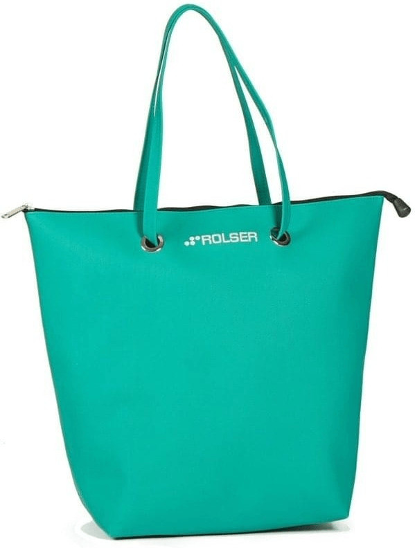 Rolser Shopping Bag Superbag green