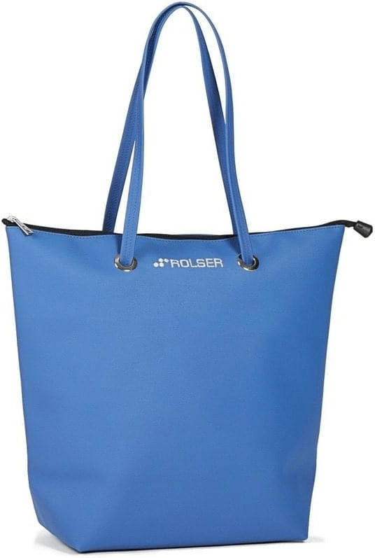 Rolser Shopping Bag Superbag blue