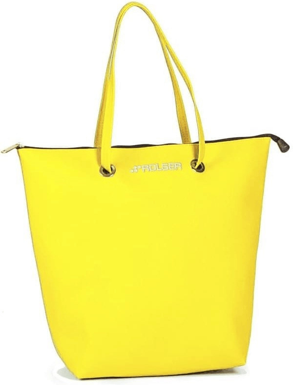 Rolser Shopping Bag Superbag yellow