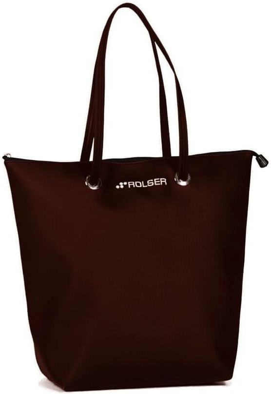 Rolser Shopping Bag Superbag black