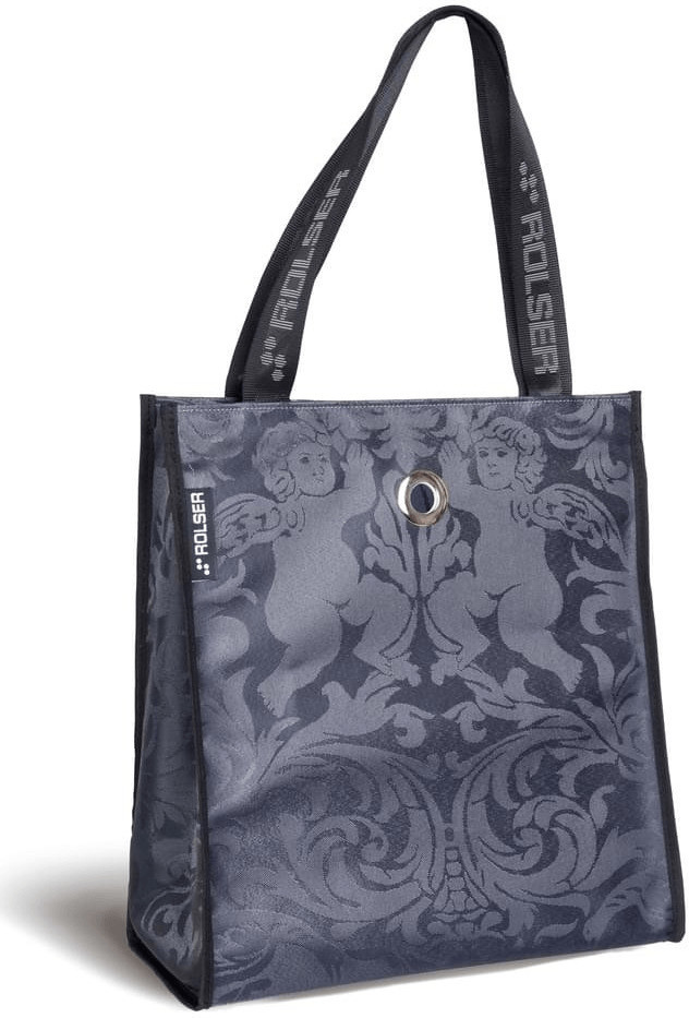 Rolser Shopping Bag Gloria marengo grey