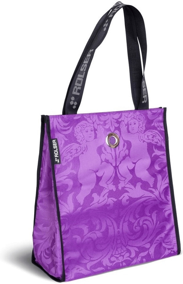 Rolser Shopping Bag Gloria malve
