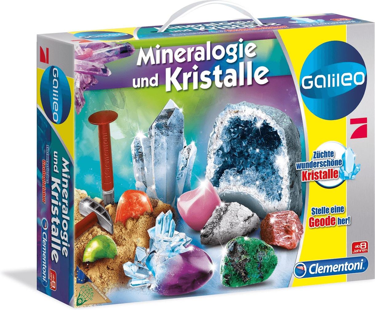 Galileo Galileo - Mineralogie und Kristalle