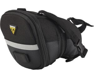 alle Größen Topeak Aero Wedge Pack Strap Satteltasche mit Riemen-Halterung
