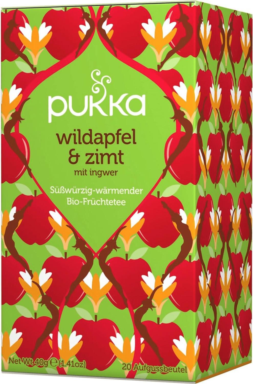 Pukka Wildapfel & Zimt (20 Stk.)