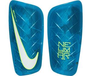 Nike Mercurial Lite Shin Guard Racer Blau Weiß