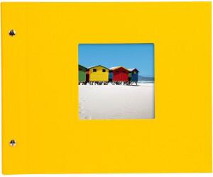 goldbuch schraubalbum bella vista 30x25 40 gelb wei e seiten ab 12 60 preisvergleich bei. Black Bedroom Furniture Sets. Home Design Ideas