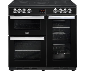 Buy Belling Cookcentre 90e Black From 163 879 00 Best Deals