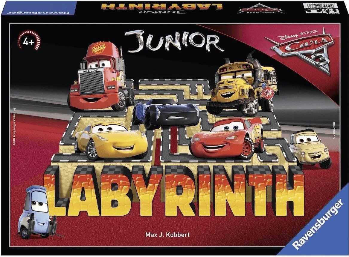 Ravensburger Cars 3 Junior Labyrinth (21273)