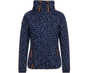 Details zu Naketano Ej Du Geile Schnalle Jacket Dashes II Blue Damen Übergangsjacke Blau