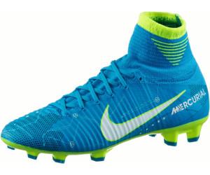 best authentic 90822 531a5 Nike Mercurial Superfly V DF Neymar FG Jr blue orbit armory navy white