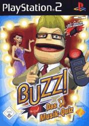 Buzz! - Das Musik-Quiz (PS2)