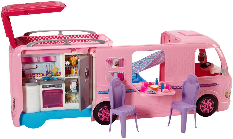 Barbie Super Abenteuer-Camper (FBR34)