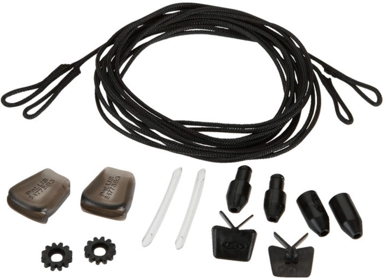 Salomon Quicklace Kit black