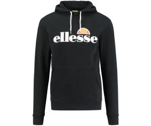 Ellesse Sweater Damen TORICES OH HOODY Schwarz Anthracite