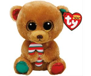 Ty Beanie Boos - Bär Bella mit Zuckerstange 15 cm