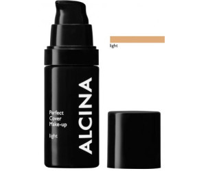 Alcina Perfect Cover Make-up light SPF 15 (30ml)