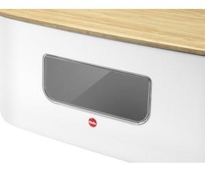 Brotkasten Design hailo kitchenline design brotkasten weiss ab 52 95