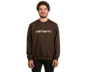 Carhartt Frequenzy Sweatshirt brown (I023637-4790)