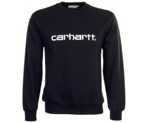 Carhartt Frequenzy Sweatshirt black (I023637-8990)