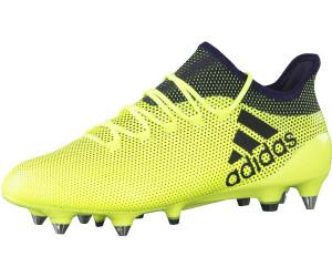 chaussure de foot adidas x17-1 sg gold metallic