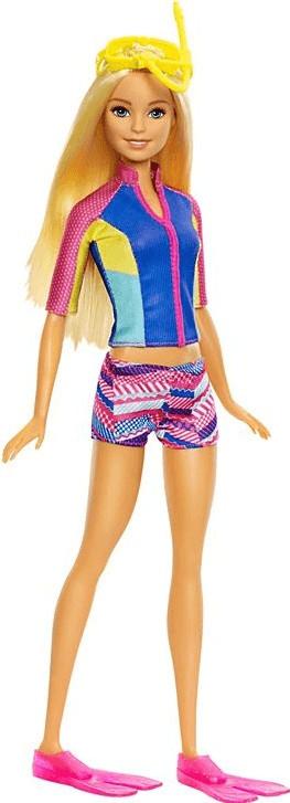 Barbie Magie der Delfine - Tierfreunde (FBD63)