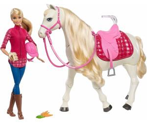 Barbie Traumpferd Und Puppe Frv36 Ab 6983 Preisvergleich Bei