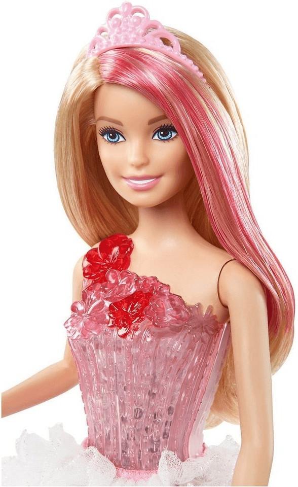 Barbie Bonbon Licht & Musik Prinzessin (DYX28)