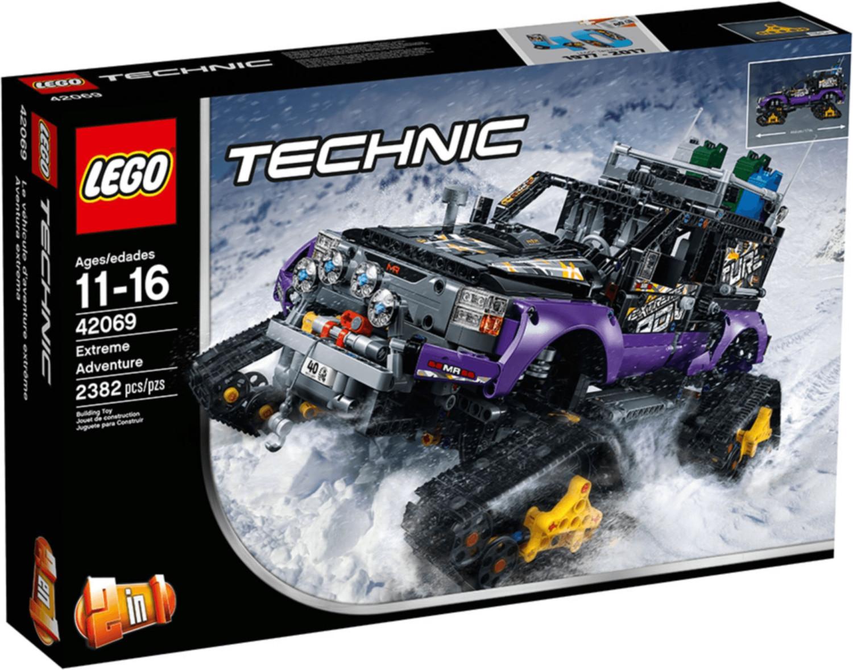 LEGO Technic - 2 in 1 Extremgeländefahrzeug (42069)